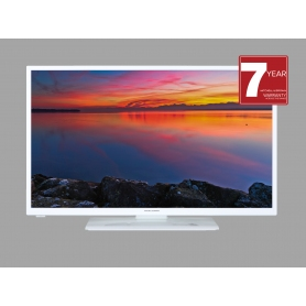 "Mitchell & Brown 32"" White LED TV"