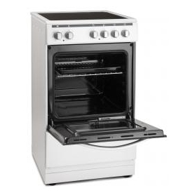 Montpellier Single Cavity Electric Cooker with Ceramic Hob